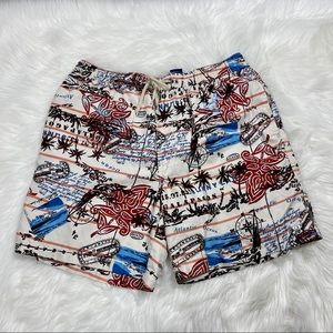 #2. Caribbean Joe Swim Trunks Size XL